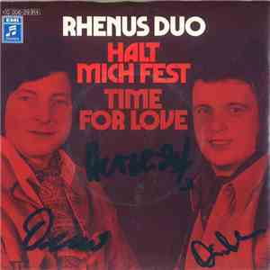 Rhenus Duo - Halt Mich Fest / Time For Love download mp3 flac